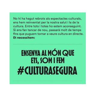 #culturasegura
